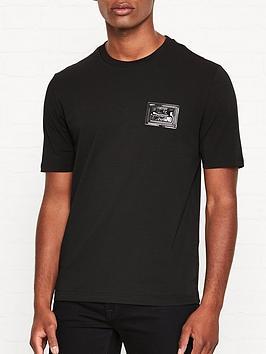 love-moschino-rubber-logonbspbadge-t-shirt-black