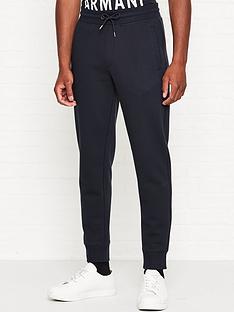 emporio-armani-tapered-classic-fleece-joggers-navy