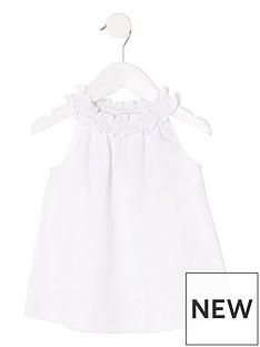 river-island-mini-mini-girls-trapeze-top-white