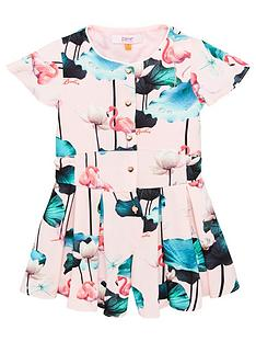 baker-by-ted-baker-girls-flamingo-tie-side-playsuit-pink