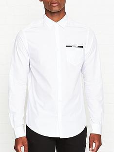 emporio-armani-logo-tape-long-sleeve-shirt--nbspwhite