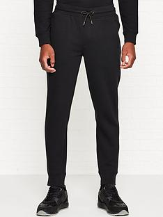 emporio-armani-tapered-classic-fleece-joggers-black