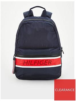 tommy-hilfiger-colour-blocked-logo-backpack-navy