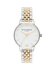 olivia-burton-olivia-burton-white-and-gold-detail-dial-two-tone-stainless-steel-bracelet-ladies-watch