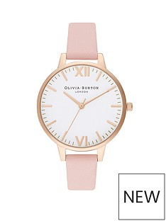 olivia-burton-olivia-burton-timeless-white-and-pale-gold-dial-dusky-pink-leather-strap-ladies-watch