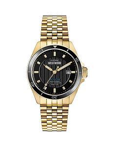 vivienne-westwood-vivienne-westwood-spitalfields-black-date-dial-gold-stainless-steel-bracelet-mens-watch