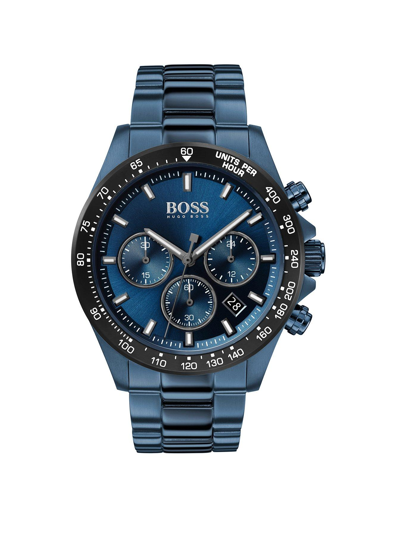 Dark Blue//L Hugo Boss SS Paule