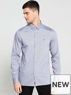 tommy-hilfiger-slim-four-way-stretch-long-sleeved-shirt--nbsp