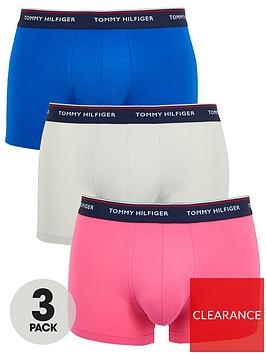 tommy-hilfiger-three-pack-of-trunks-greypinkblue