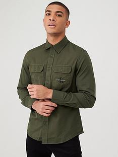calvin-klein-jeans-monogram-long-sleeved-utility-shirt-grapeleaf