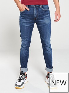 6374225b Mens Slim Fit Jeans | Very.co.uk