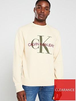 calvin-klein-jeans-relaxed-monogram-sweatshirt-ecru