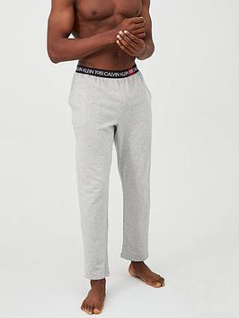 calvin-klein-pyjama-pants-grey-heather