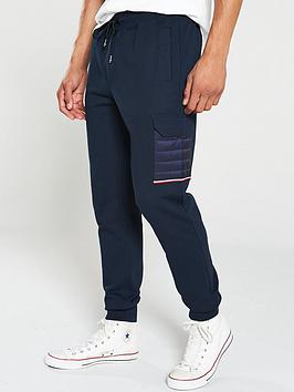 tommy-hilfiger-quilted-pocket-cotton-joggers-sky-captain