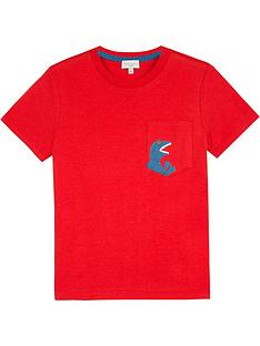 paul-smith-junior-boys-voili-dino-pocket-short-sleeve-t-shirt-red