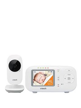 Vtech Safe And Sound Video Baby Monitor &Ndash; Vm2251