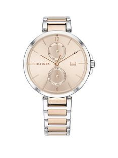 tommy-hilfiger-angela-carnation-gold-sunray-dial-two-tone-stainless-steel-bracelet-ladies-watch