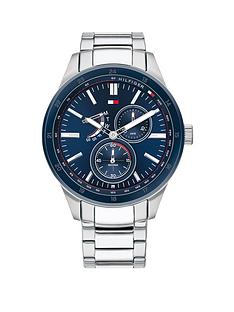 tommy-hilfiger-austin-blue-and-silver-detail-multi-dial-ip-stainless-steel-bracelet-mens-watch