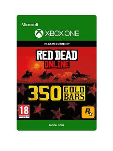 microsoft-red-dead-redemption-2-350-gold-bars