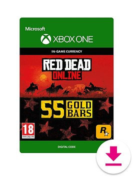 microsoft-red-dead-redemption-2-55-gold-bars-digital-download