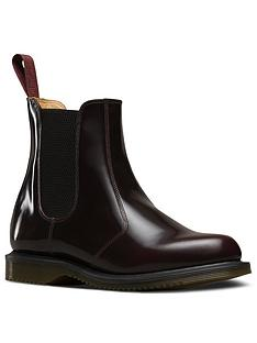 dr-martens-flora-ankle-boots-cherry-red