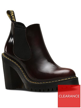 dr-martens-hurston-ankle-boots-cherry-red