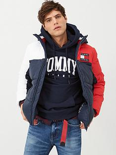 tommy-jeans-essential-colour-block-jacket-rednavywhite