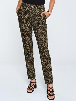 v-by-very-leopard-slim-leg-trouser-animal-print