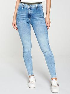 river-island-river-island-kaia-high-rise-disco-jean-light-blue