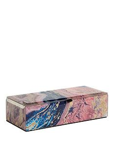 marble-effect-glass-jewellery-box