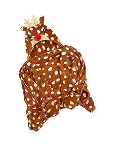reindeer-hooded-blanket