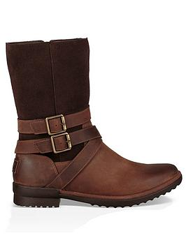 ugg-lorna-calf-boots-brown