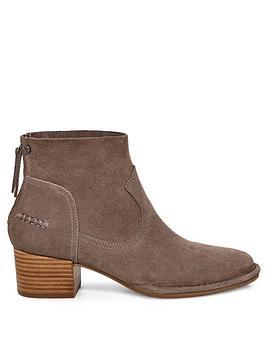 ugg-bandara-ankle-boots-brown
