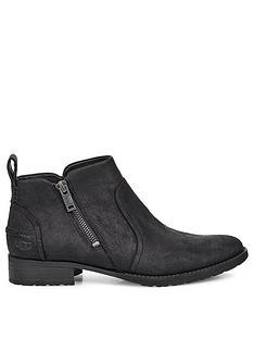 ugg-aureo-ii-ankle-boots-black