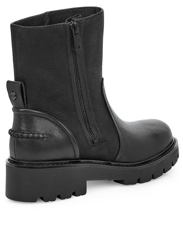 Polk Ankle Boots Black