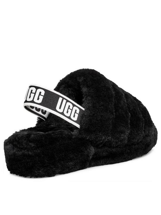 01fc7c08542 Fluff Yeah Slide Slippers - Black