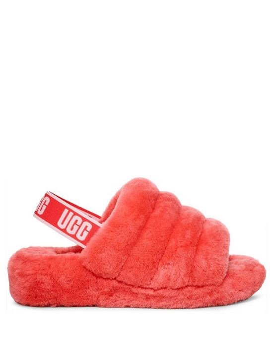 1c4b94ad3e0 Fluff Yeah Slide Slippers - Neon Pink