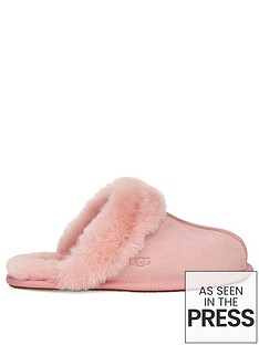 ugg-scuffette-slippers-pink