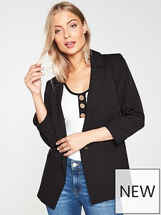 96768f7bcb6ef River Island Coats & Jackets | Womenswear | very.co.uk