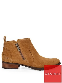 ugg-aureo-ii-ankle-boots-chestnut