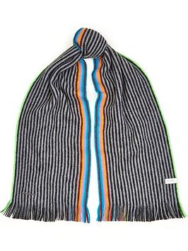 ps-paul-smith-mens-striped-wool-scarf-black
