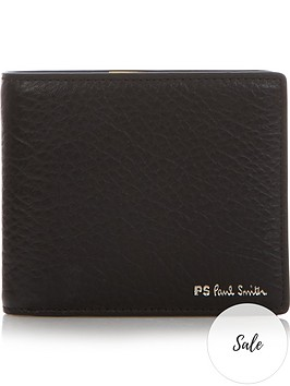 ps-paul-smith-mens-logo-paul-smith-billfold-wallet-black