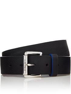 ps-paul-smith-menrsquosnbspstitch-detail-leather-beltnbsp--black