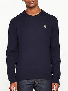 ps-paul-smith-zebra-logo-knitted-jumper-navy