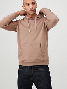 v-by-very-essential-overhead-hoodie-pine-bark
