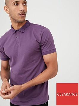 very-man-short-sleeved-jersey-polo-shirt-purple