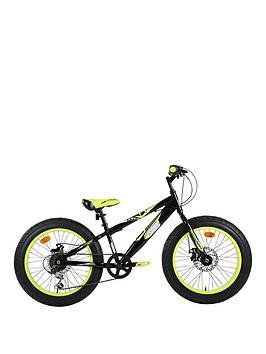 sonic-sonic-fatbike-20-inch-6-speed-blackyellow
