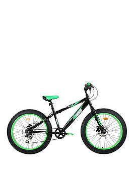 sonic-sonic-fatbike-24-inch-6-speed-blackgreen