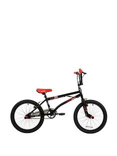 barracuda-bmx-fs-20-inch-blackred