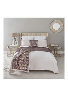 river-island-leopard-sequin-duvet-cover-set